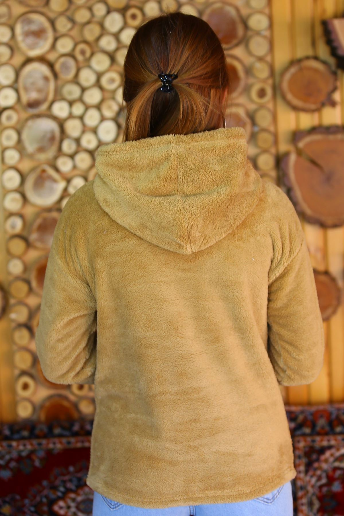 Kanguru Cepli Sweat Camel - 4463.1153. - y.s