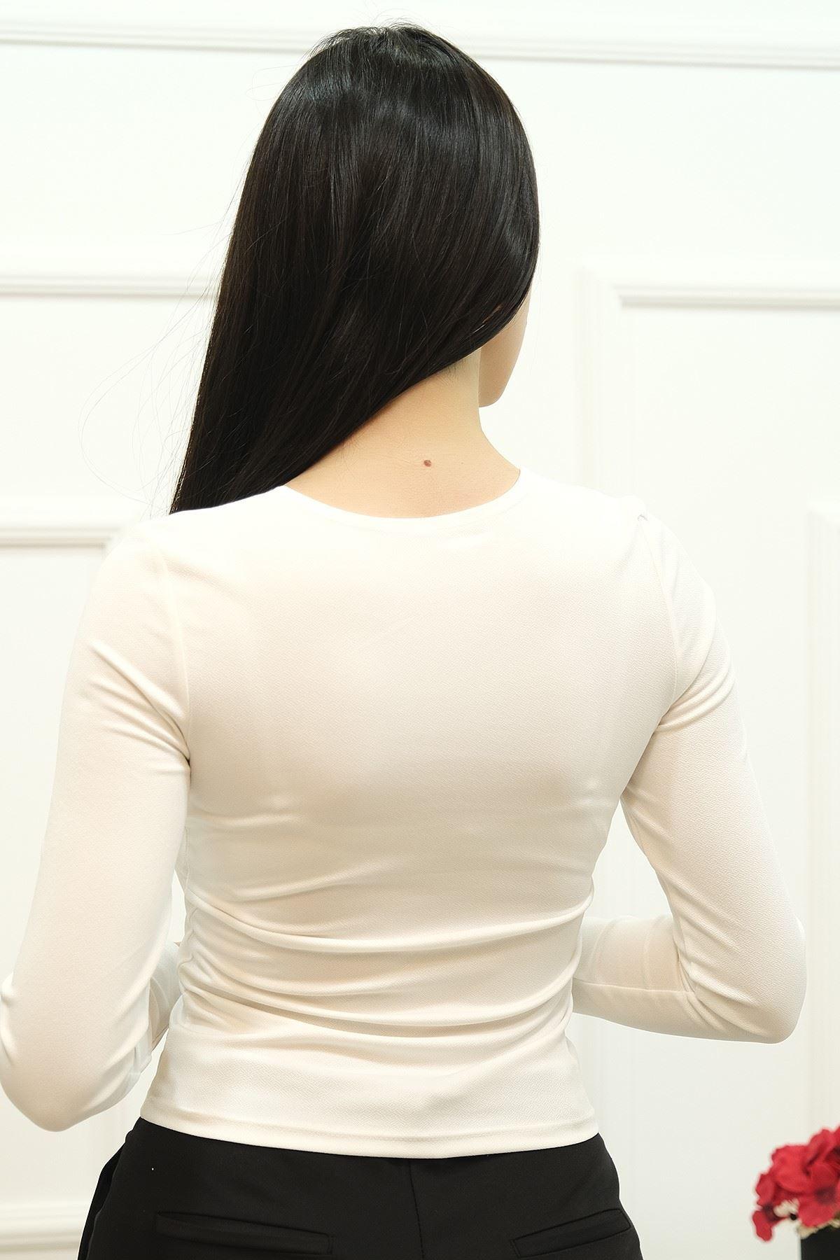 Efsane Bluz Beyaz - 8104.631.