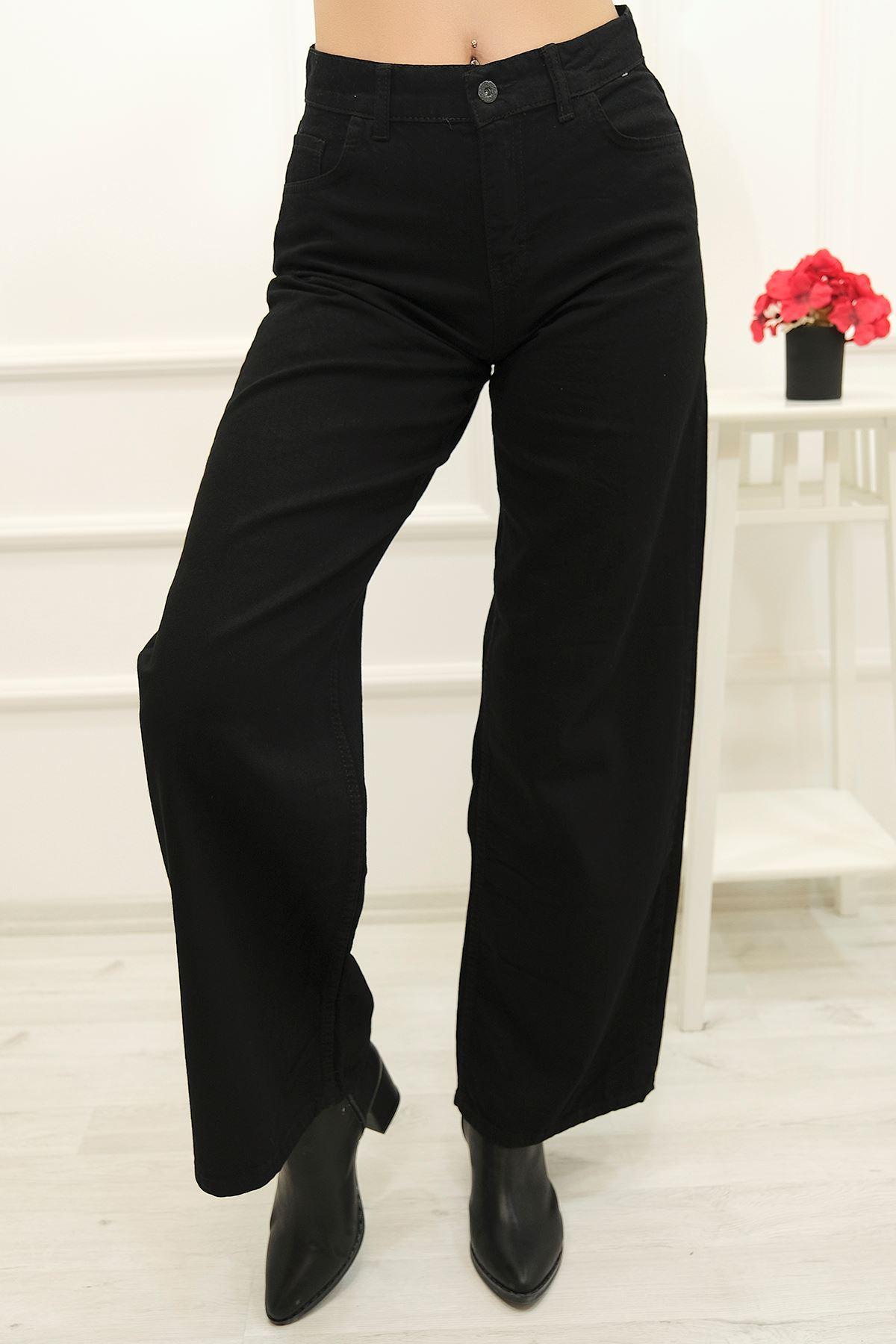 Salaş Pantolon Siyah - 8116.925.