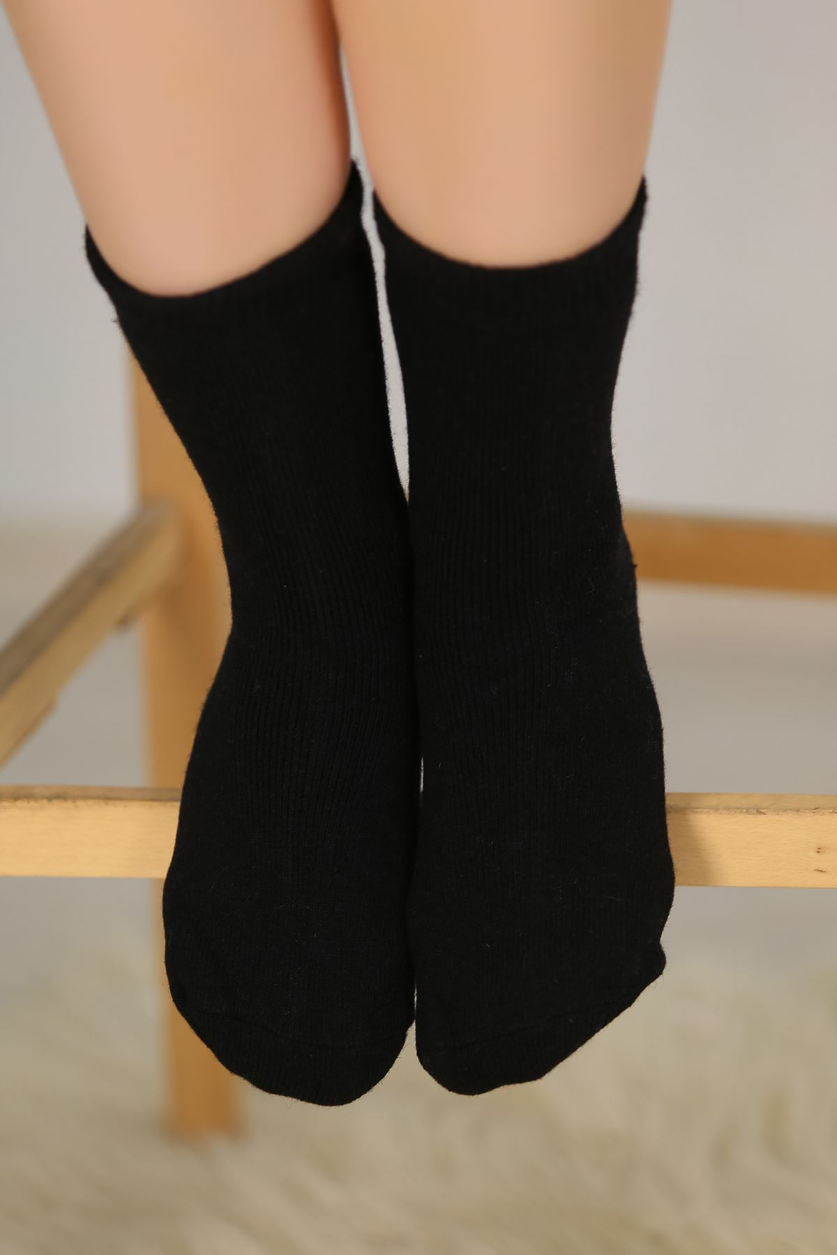 Yün Termal Çorap Siyah - 1111.1114.
