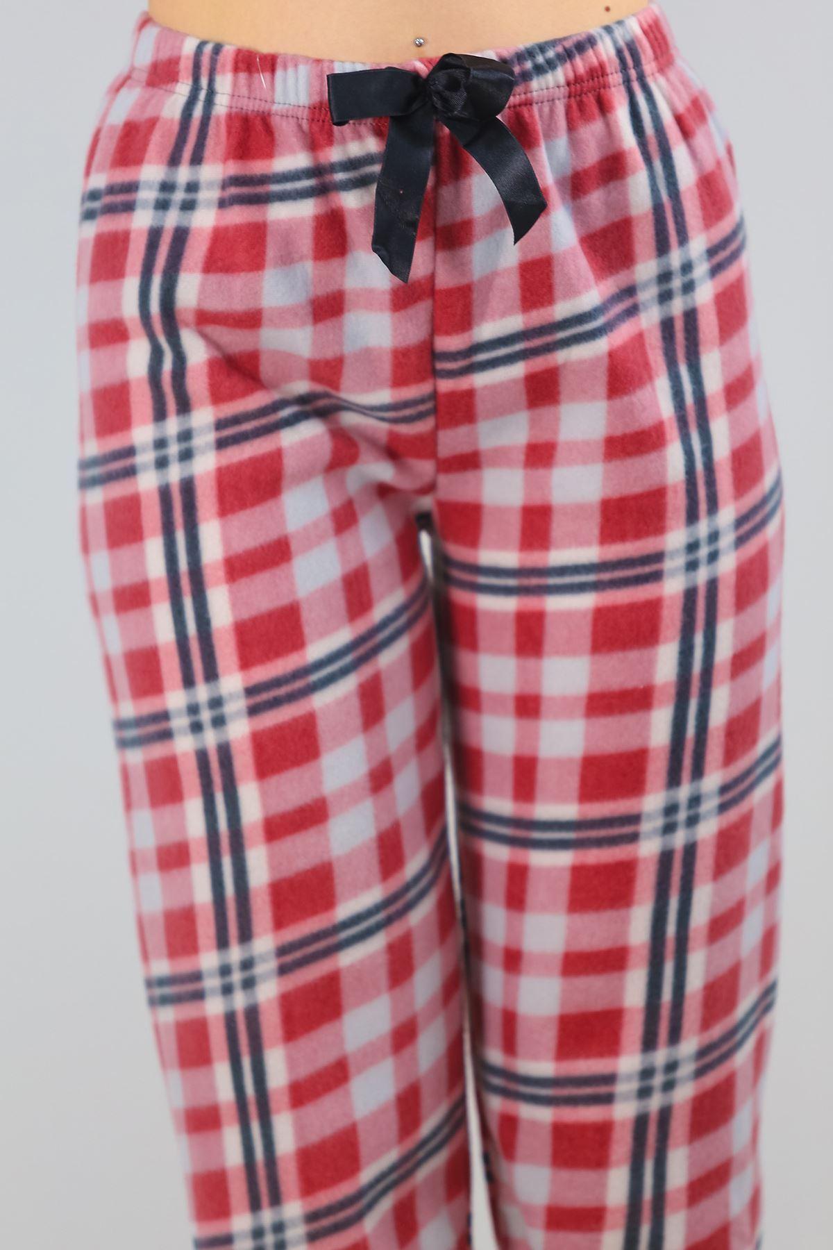 Polar Pijama Altı Karelipembe - 4570.919.